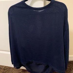 Lightweight dress sweater
